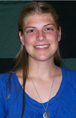 Summer 2008 Scholarship Winner