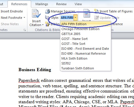 create an annotated bibliography online