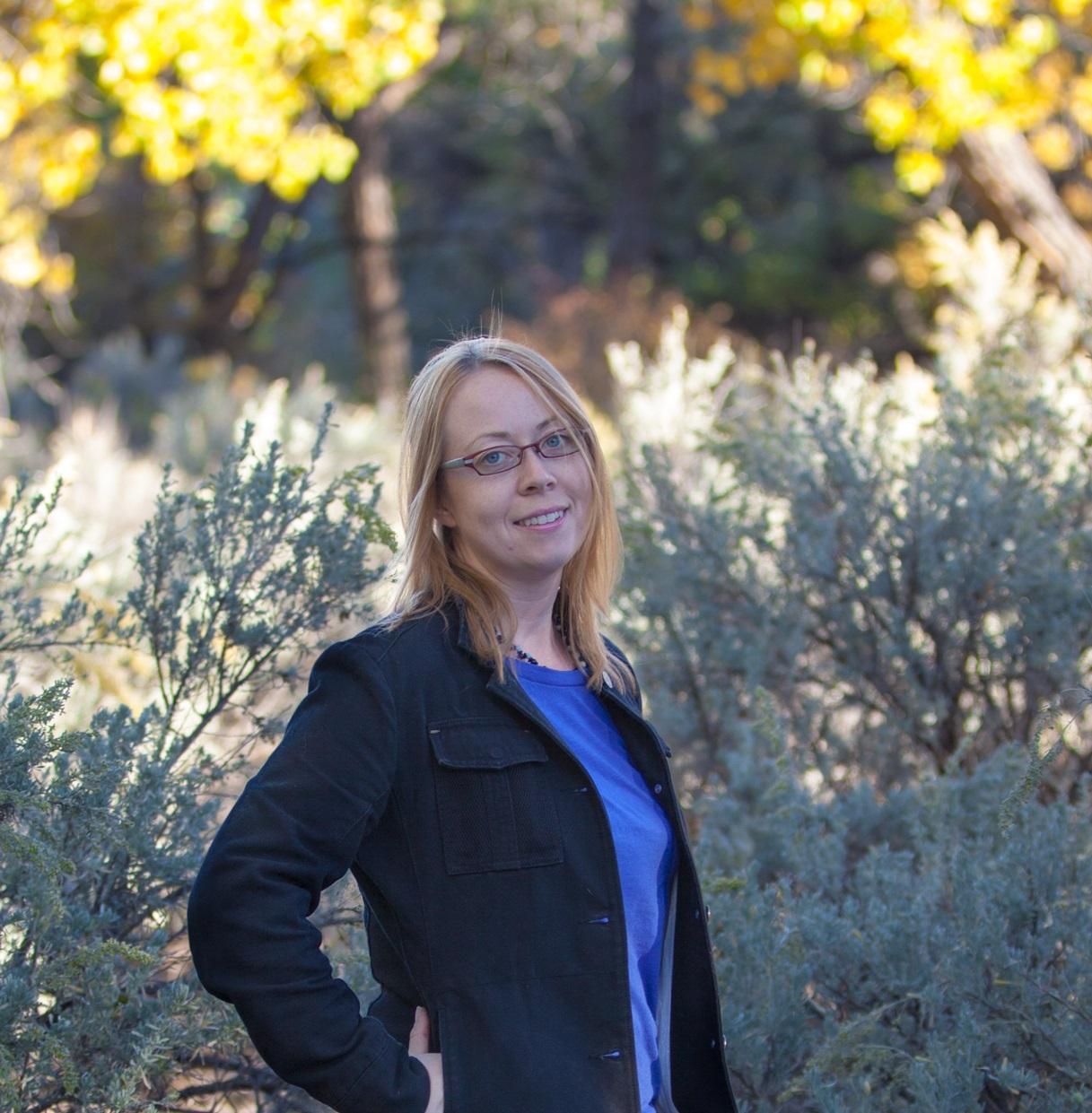 Sarah Zenk Blossom — Editor & Proofreader